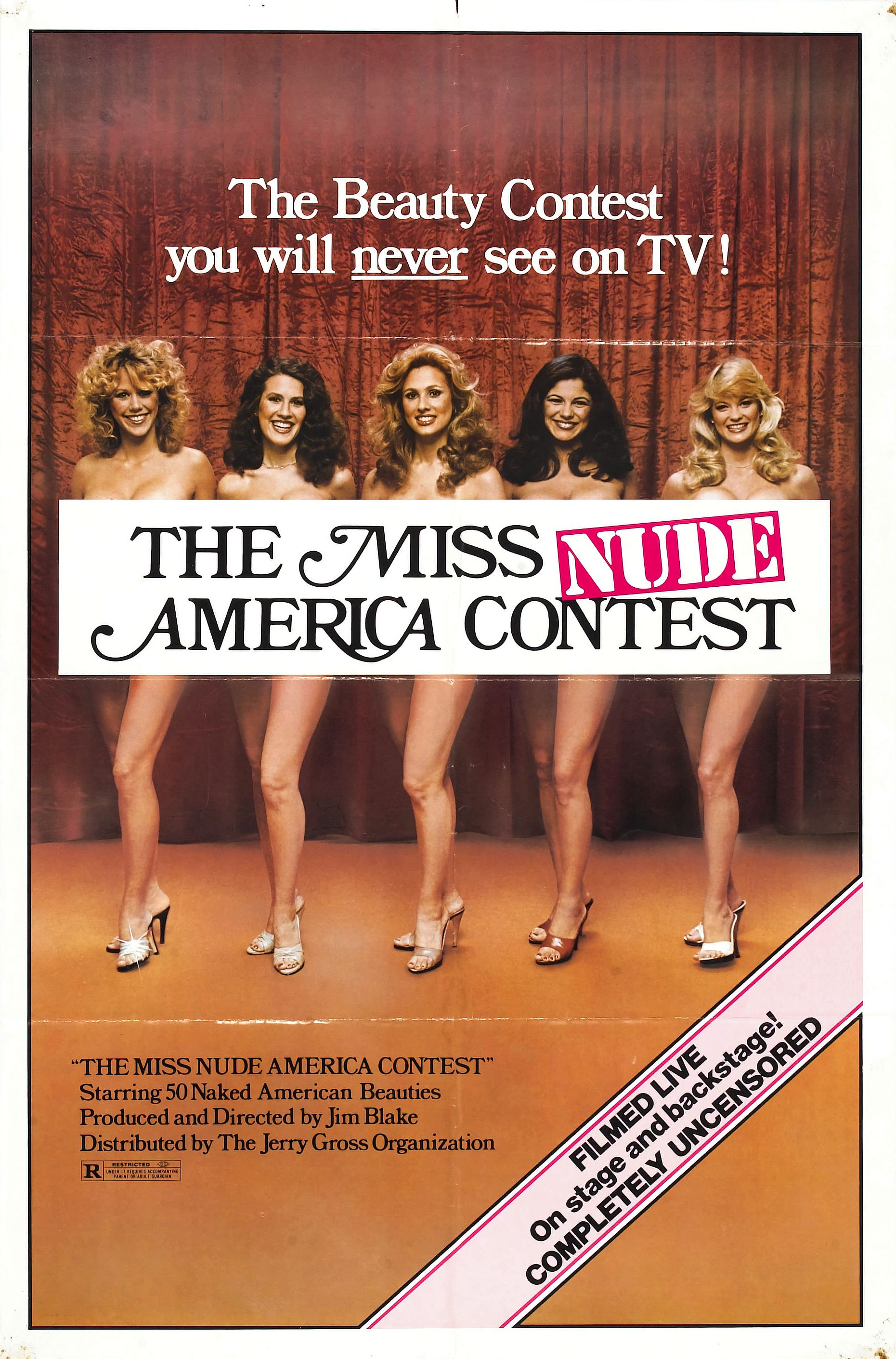 Young naked contest