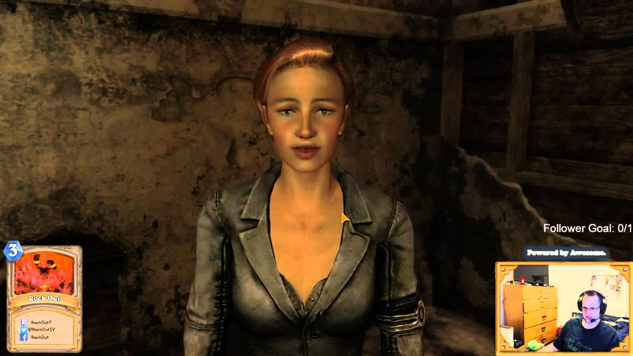 Fallout new vegas naked sweetie