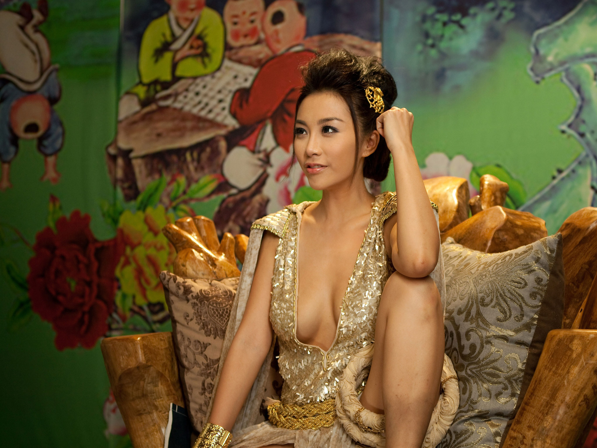 Ancient chinese sex star