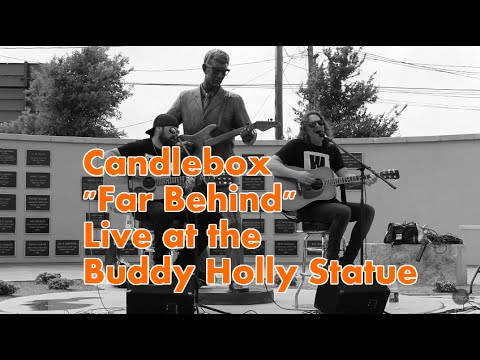 Candlebox far behind acoustic cover