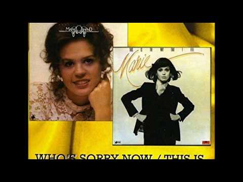 Marie osmond whos sorry now