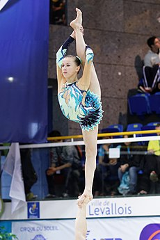 Naked young gymnastics pictures