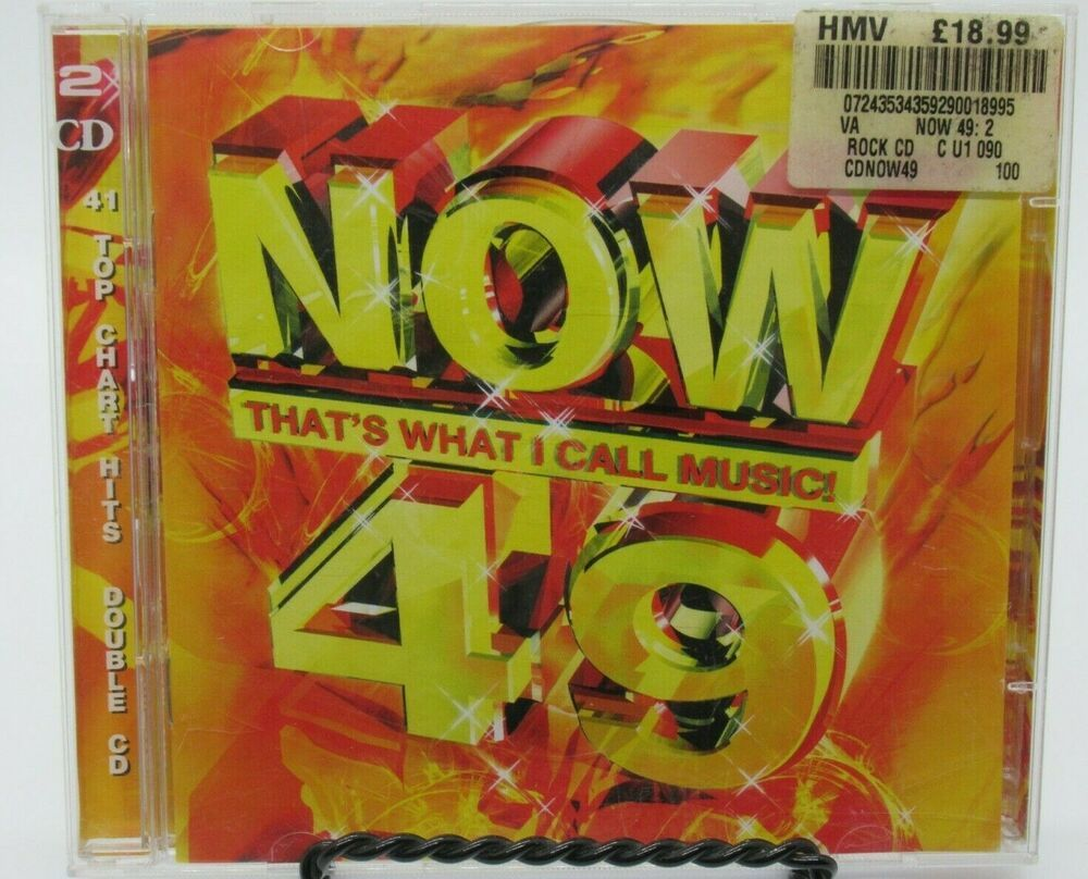 Now 49 songs