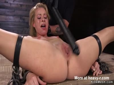 Pussy beating